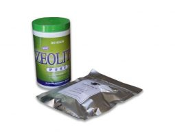 zeolite pure and 1 pack detox foot pads