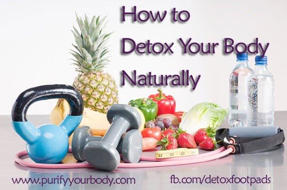 Ways To Detox My Body Naturally
