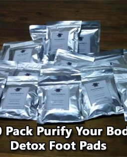 200 pack detox foot pads