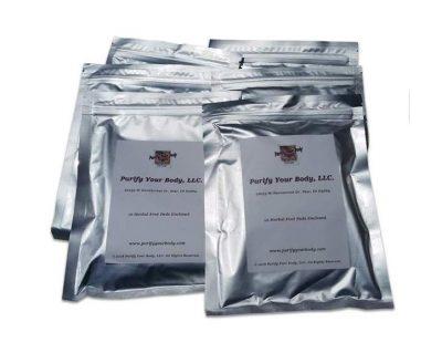 60 pack detox foot pads