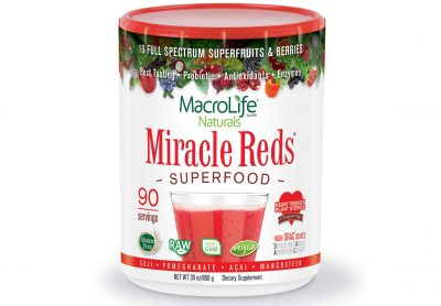 Miracle Reds Superfruit Powder