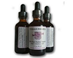 Female Herbal Tincture