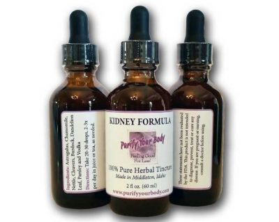 Kidney Herbal Tincture