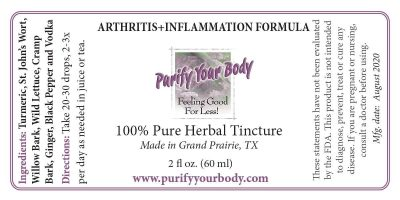 arthritis and inflammation