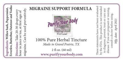 Migraine Formula